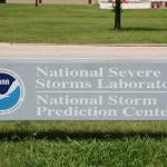 This is the sign out the front of the old SPC building at Oklahoma University in Norman, Oklahoma.